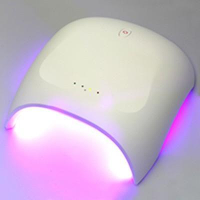 【期間限定】 ジェルネイル 30W セルフ LEDライト SHAREYDVA シャレドワ 30W LEDライト バッテリータイプ セルフ ホワイト, 家具のコンシェルジュ:384db037 --- grafis.com.tr