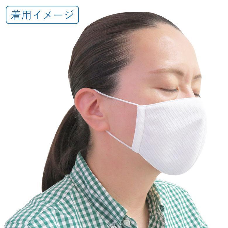 日本製 冷感が続く布マスク 涼しい 濡らすひんやり 濡らして 夏用 夏対策 冷感 布 マスク 接触冷感 水に濡らす 洗える 在庫あり 夏マスク 熱中症 おしゃれ 大人|naitre|05