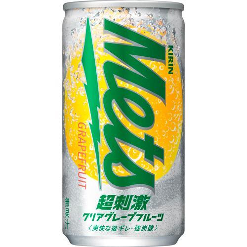キリン メッツ 超刺激 クリア グレープフルーツ 190ml 缶 20本入|nakae-web|02