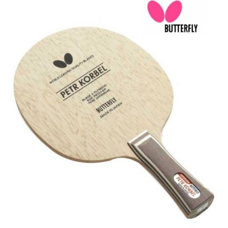 【キャッシュレス5%還元】卓球ラケット:バタフライ 30271 コルベル FL 【Butterfly】【送料無料】