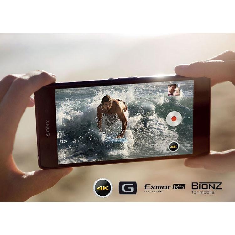 【新品・未使用】 Sony Xperia Z2 D6503 SO-03F 【16GB】 本体 LTE対応 SIMフリー スマホ テザリング 海外携帯 2070万画素カメラ 【当社90日保証】|nakanokoubou|02