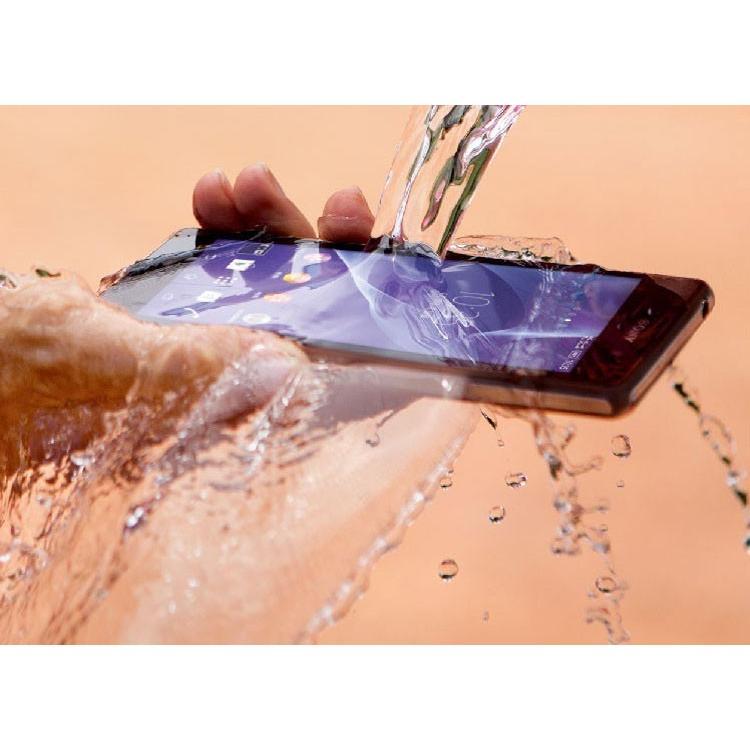 【新品・未使用】 Sony Xperia Z2 D6503 SO-03F 【16GB】 本体 LTE対応 SIMフリー スマホ テザリング 海外携帯 2070万画素カメラ 【当社90日保証】|nakanokoubou|03