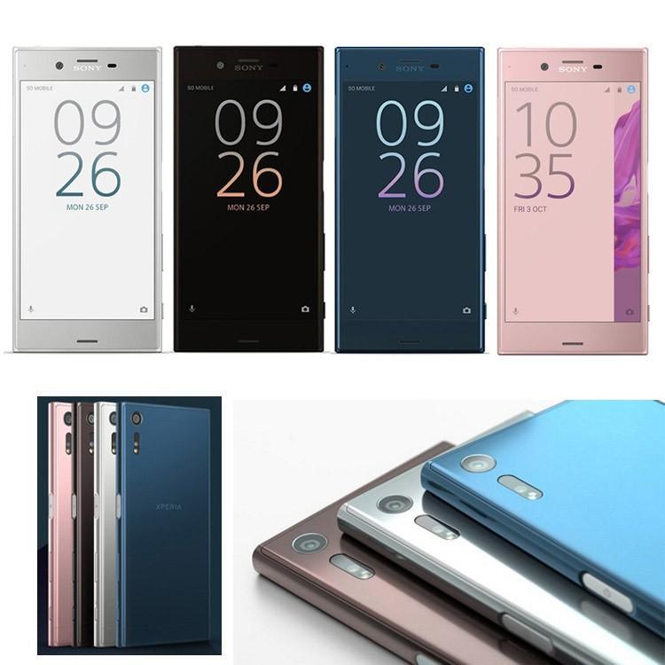【新品・未使用】Sony Xperia XZ F8331 32GB 【ソニー】【スマホ】【海外携帯】【白ロム】【SIMフリー】携帯電話 4G LTE 【当社90日保証】|nakanokoubou