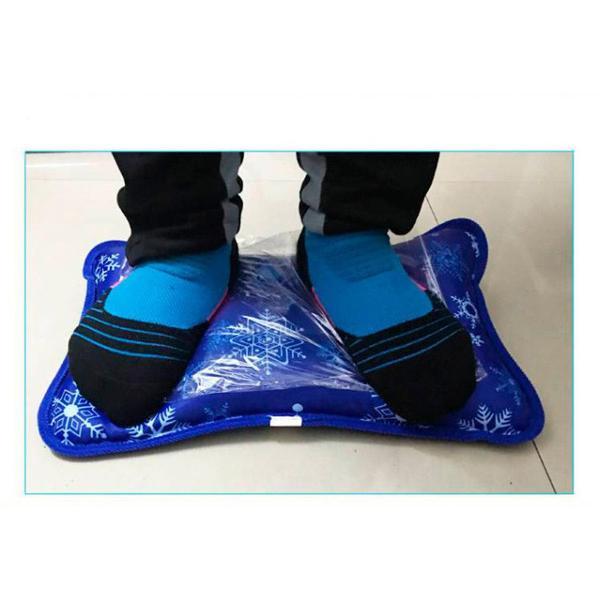 クールマット ひんやり 冷却座布団 冷感 接触冷感 冷たい 涼しい 涼感 冷却 セット 冷やす ひんやりマット 通気 タッチクール 夏用品 涼感マット|nakashimasutoar|17
