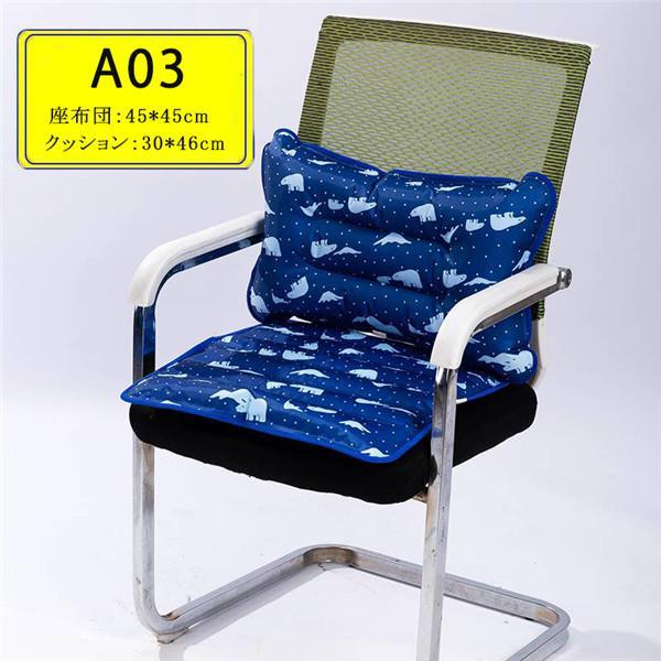 クールマット ひんやり 冷却座布団 冷感 接触冷感 冷たい 涼しい 涼感 冷却 セット 冷やす ひんやりマット 通気 タッチクール 夏用品 涼感マット|nakashimasutoar|10