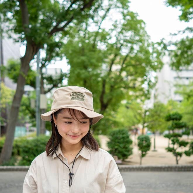 パッカブル バケットハット 撥水 サファリハット ハット 帽子  ポケッタブル コンパクト カジュアル メンズ レディース アウトドア キャンプ|nakota|11