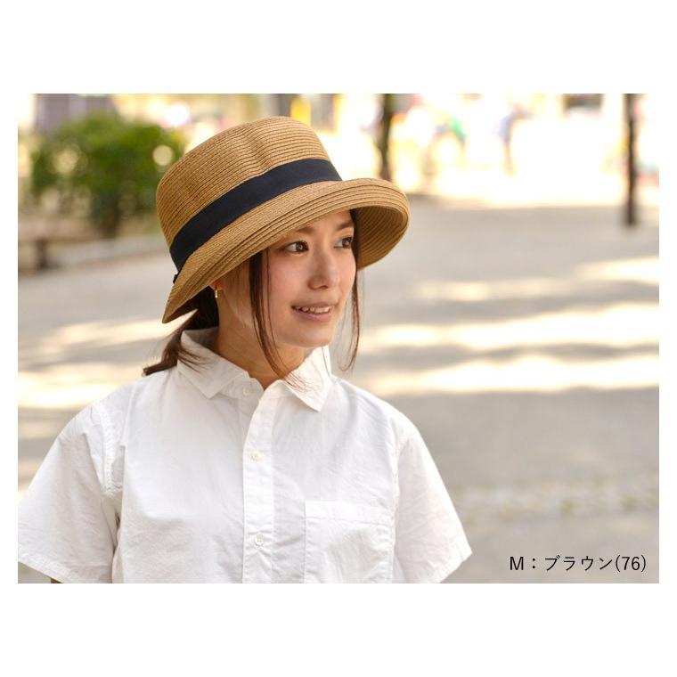 洗濯機で洗える バイザーハット 帽子 ハット レディース 折りたたみ可能 UVカット ハット サンバイザー|nakota|04