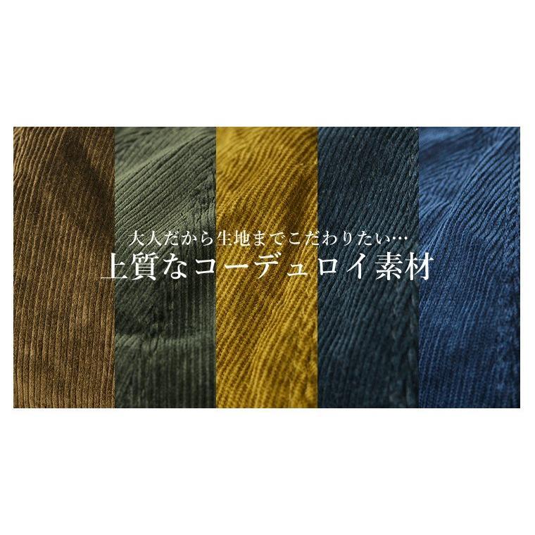 HIGHER ( ハイヤー ) コーデュロイ ベレー帽 帽子 レディース メンズ nakota 06