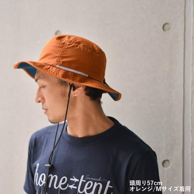 撥水 サファリハット アドベンチャーハット レインハット uv 帽子 大きいサイズ メンズ レディース 紫外線 アウトドア カジュアル 登山 キャンプ 春 夏|nakota|12