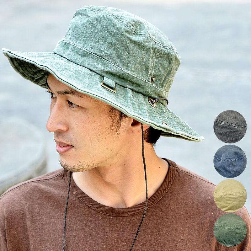 nakota ナコタ ウォッシュサファリハット アドベンチャーハット 帽子 バケットハット メンズ レディース ツバ広 UV 登山 フェス|nakota