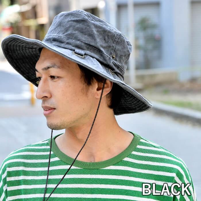 nakota ナコタ ウォッシュサファリハット アドベンチャーハット 帽子 バケットハット メンズ レディース ツバ広 UV 登山 フェス|nakota|02