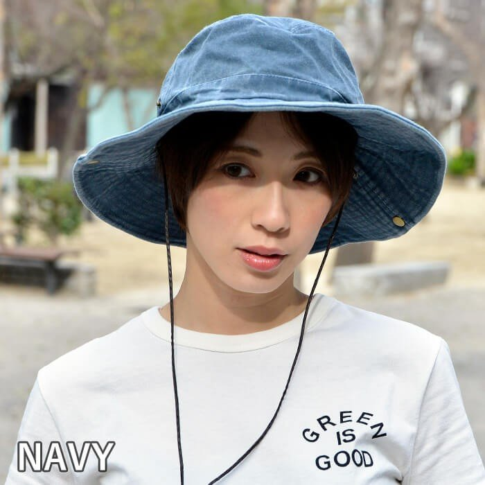 nakota ナコタ ウォッシュサファリハット アドベンチャーハット 帽子 バケットハット メンズ レディース ツバ広 UV 登山 フェス|nakota|03