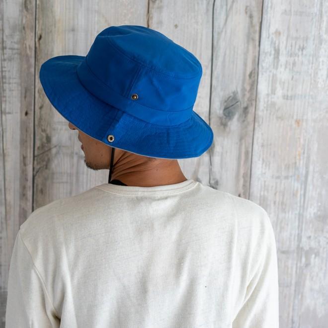 RUBEN ルーベン 撥水 テフロン アドベンチャーハット 帽子 メンズ レディース 防水 顎紐 カラフル シンプル アウトドア サファリハット テンガロンハット nakota 10