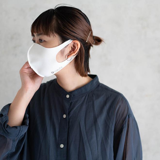 マスク 抗菌 洗える nakota ナコタ 抗菌マスク 3枚セット 在庫あり 日本製 予防体 男女兼用 無地|nakota|14