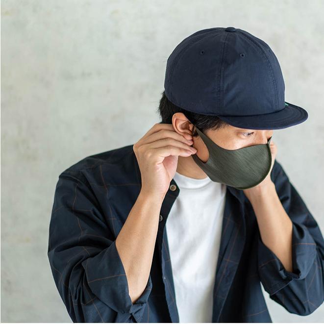 マスク 抗菌 洗える nakota ナコタ 抗菌マスク 3枚セット 在庫あり 日本製 予防体 男女兼用 無地|nakota|15