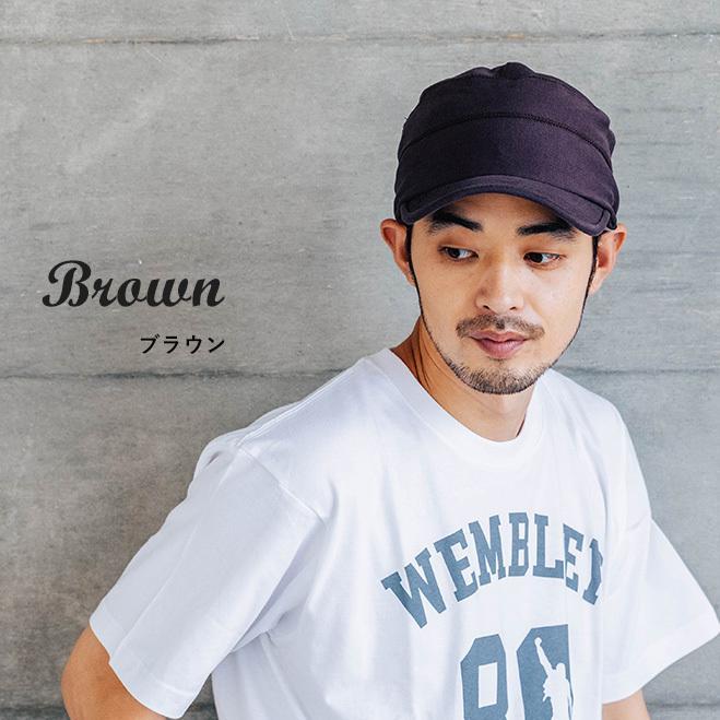 nakota ナコタ スウェットワークキャップ 帽子 キャップ メンズ レディース ワークキャップ 春 冬 大きいサイズ ビッグ|nakota|12