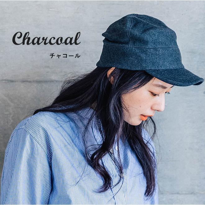 nakota ナコタ スウェットワークキャップ 帽子 キャップ メンズ レディース ワークキャップ 春 冬 大きいサイズ ビッグ|nakota|14