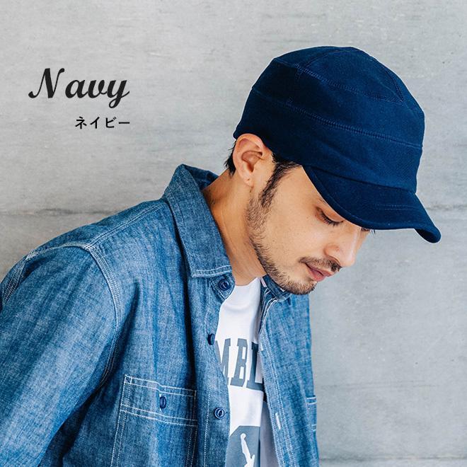 nakota ナコタ スウェットワークキャップ 帽子 キャップ メンズ レディース ワークキャップ 春 冬 大きいサイズ ビッグ|nakota|16