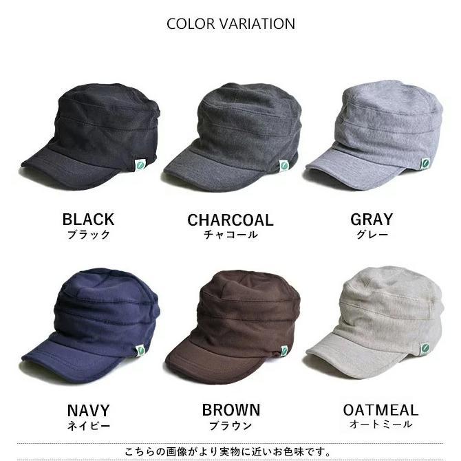 nakota ナコタ スウェットワークキャップ 帽子 キャップ メンズ レディース ワークキャップ 春 冬 大きいサイズ ビッグ|nakota|18