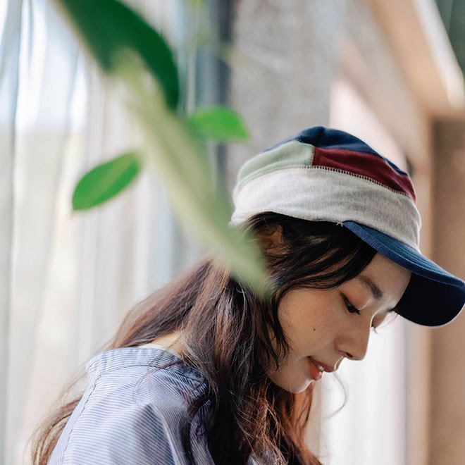nakota ナコタ スウェットワークキャップ 帽子 キャップ メンズ レディース ワークキャップ 春 冬 大きいサイズ ビッグ|nakota|04
