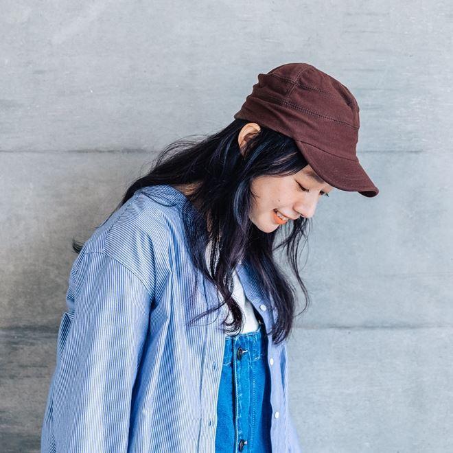 帽子 キャップ メンズ レディース ワークキャップ 春 夏 大きいサイズ | nakota ポロメッシュワークキャップ 夏用 鹿の子 速乾|nakota|02