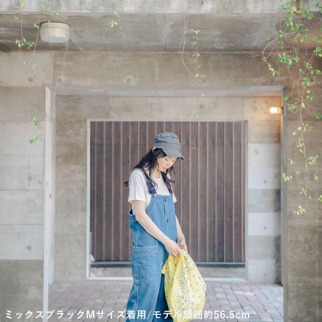 帽子 キャップ メンズ レディース ワークキャップ 春 夏 大きいサイズ | nakota ポロメッシュワークキャップ 夏用 鹿の子 速乾|nakota|05
