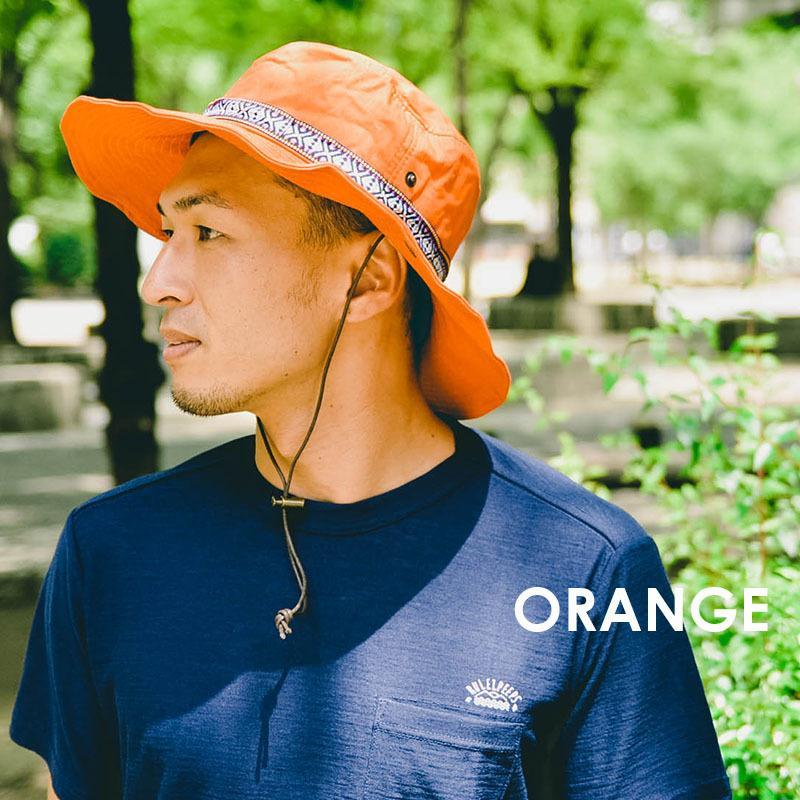 帽子 サファリハット メンズ レディース キッズ nakota アクティビティーハット アウトドア 登山 nakota 16