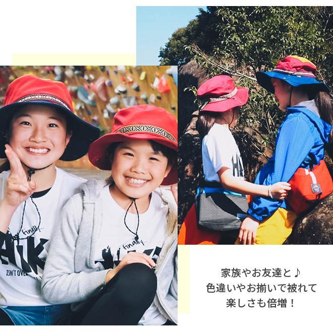 帽子 サファリハット メンズ レディース キッズ nakota アクティビティーハット アウトドア 登山 nakota 04