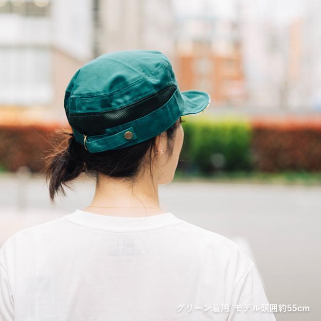 nakota ナコタ メッシュドゴールワークキャップ 帽子 メンズ レディース 春 夏 大きいサイズ ビッグサイズ スポーツ アウトドア ブラック ネイビー グリーン nakota 14
