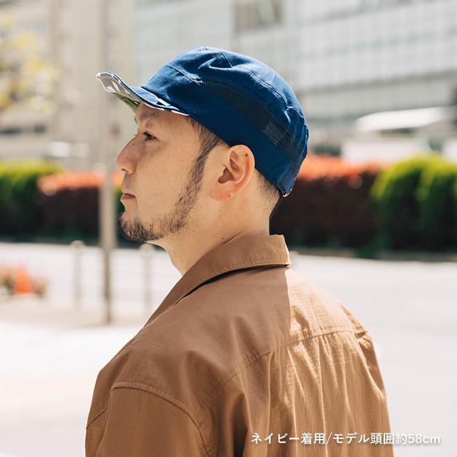 nakota ナコタ メッシュドゴールワークキャップ 帽子 メンズ レディース 春 夏 大きいサイズ ビッグサイズ スポーツ アウトドア ブラック ネイビー グリーン nakota 15
