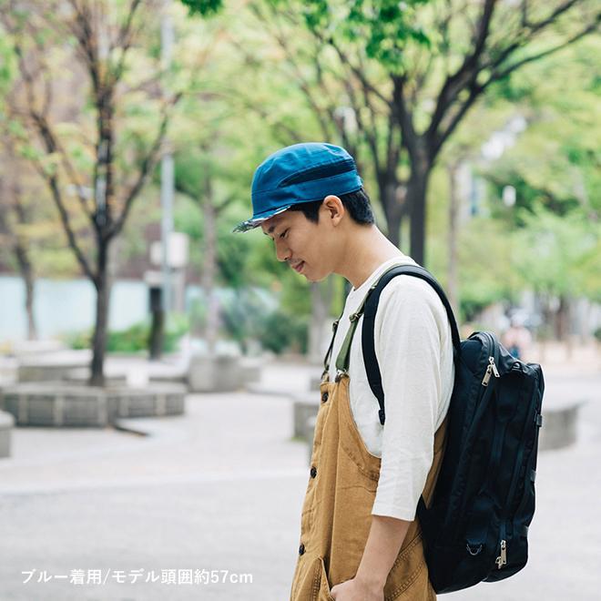 nakota ナコタ メッシュドゴールワークキャップ 帽子 メンズ レディース 春 夏 大きいサイズ ビッグサイズ スポーツ アウトドア ブラック ネイビー グリーン nakota 05