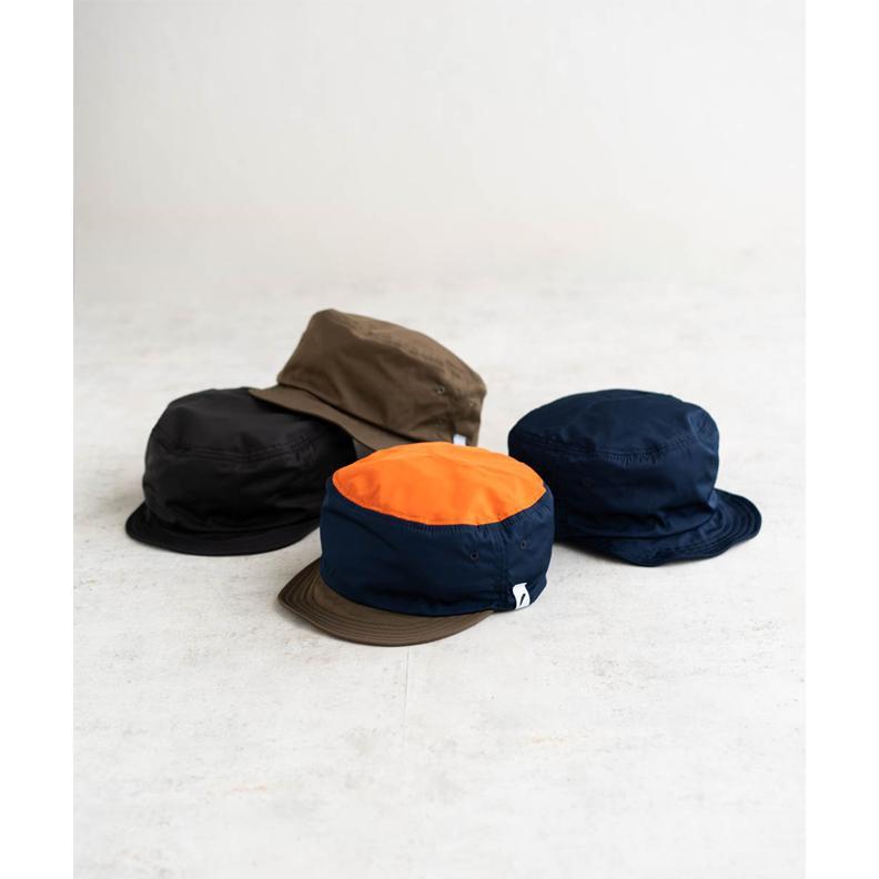 nakota ナコタ 撥水トレイルワークキャップ キャップ 帽子 大きいサイズ メンズ レディース 軽量 カジュアル シンプル 無地 ランニング 登山 キャンプ 春 夏|nakota|06