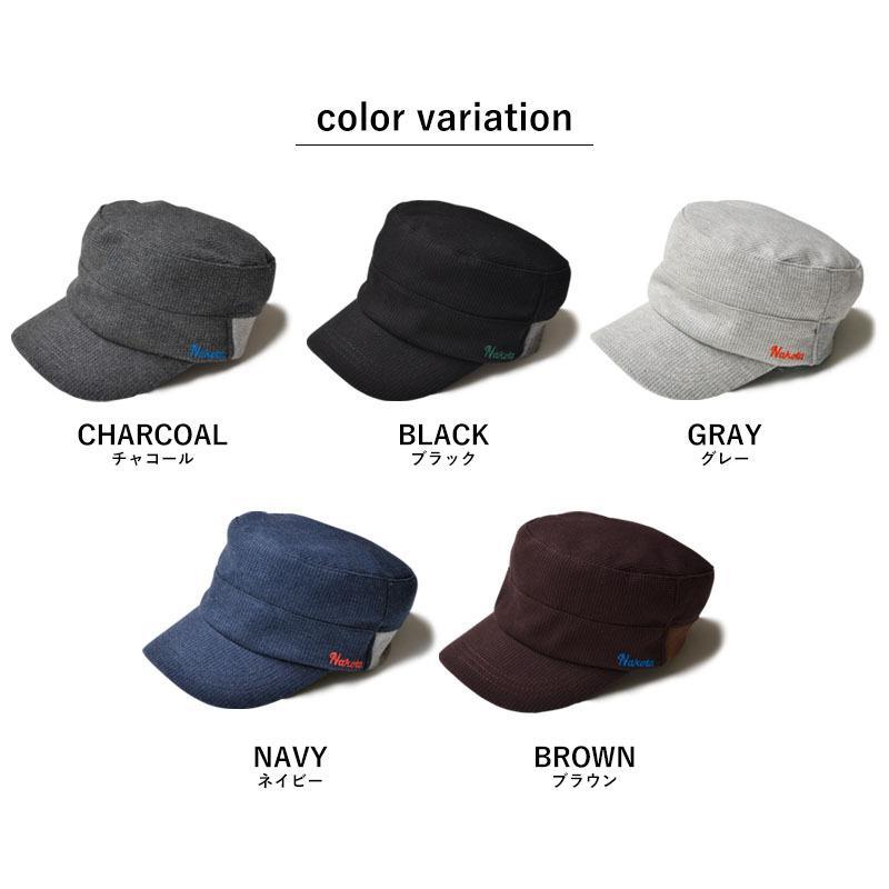 nakota ナコタ スウェットワッフルリブワークキャップ 帽子 大きいサイズ ビックサイズ ゆったり メンズ レディース 釣り キャンプ アウトドア 春 夏 吸水速乾|nakota|17