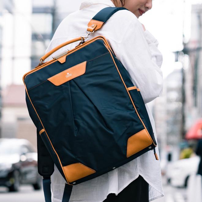 masterpiece マスターピース Tact Backpack バックパック ダレスバッグ 2WAY カバン 大容量 オシャレ メンズ レディース nakota 02