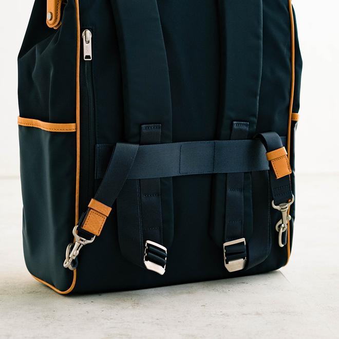 masterpiece マスターピース Tact Backpack バックパック ダレスバッグ 2WAY カバン 大容量 オシャレ メンズ レディース nakota 11
