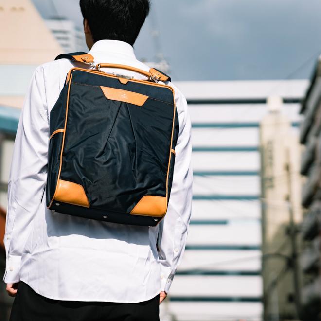 masterpiece マスターピース Tact Backpack バックパック ダレスバッグ 2WAY カバン 大容量 オシャレ メンズ レディース nakota 13