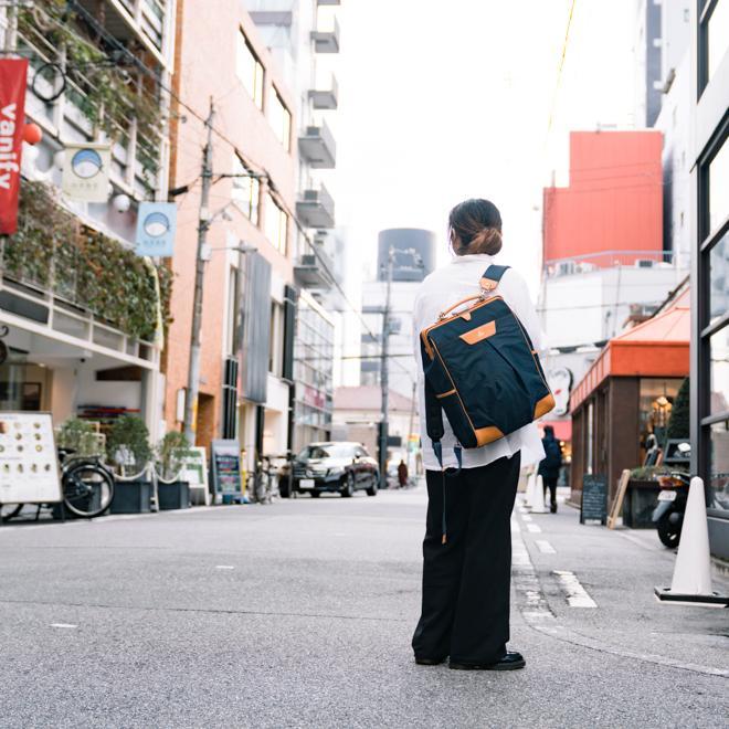 masterpiece マスターピース Tact Backpack バックパック ダレスバッグ 2WAY カバン 大容量 オシャレ メンズ レディース nakota 14
