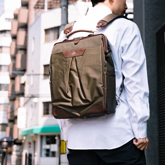 masterpiece マスターピース Tact Backpack バックパック ダレスバッグ 2WAY カバン 大容量 オシャレ メンズ レディース nakota 15