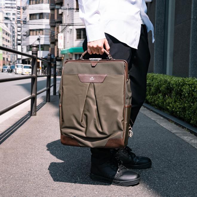 masterpiece マスターピース Tact Backpack バックパック ダレスバッグ 2WAY カバン 大容量 オシャレ メンズ レディース nakota 16