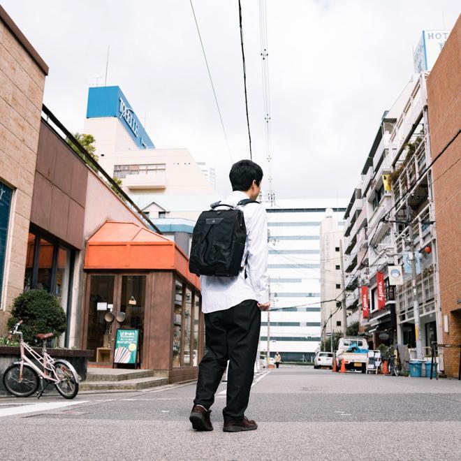 masterpiece マスターピース Tact Backpack バックパック ダレスバッグ 2WAY カバン 大容量 オシャレ メンズ レディース nakota 17