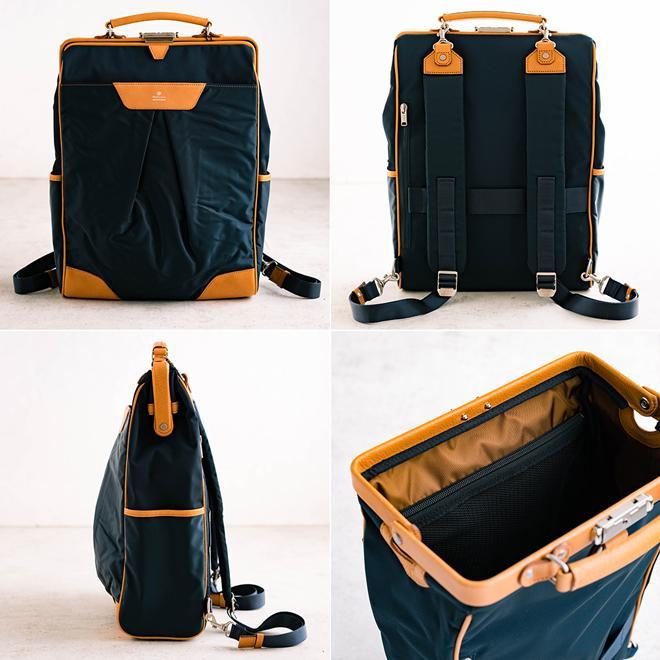 masterpiece マスターピース Tact Backpack バックパック ダレスバッグ 2WAY カバン 大容量 オシャレ メンズ レディース nakota 19