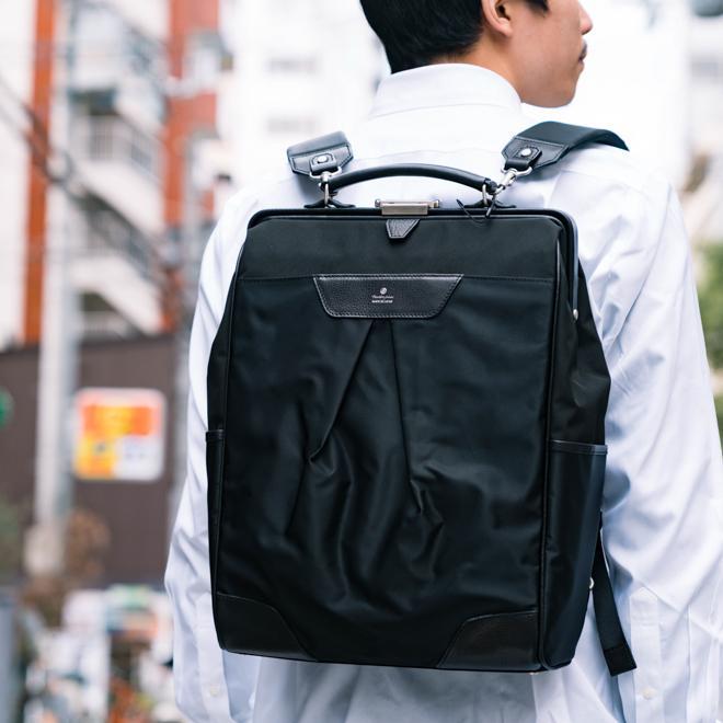 masterpiece マスターピース Tact Backpack バックパック ダレスバッグ 2WAY カバン 大容量 オシャレ メンズ レディース nakota 03