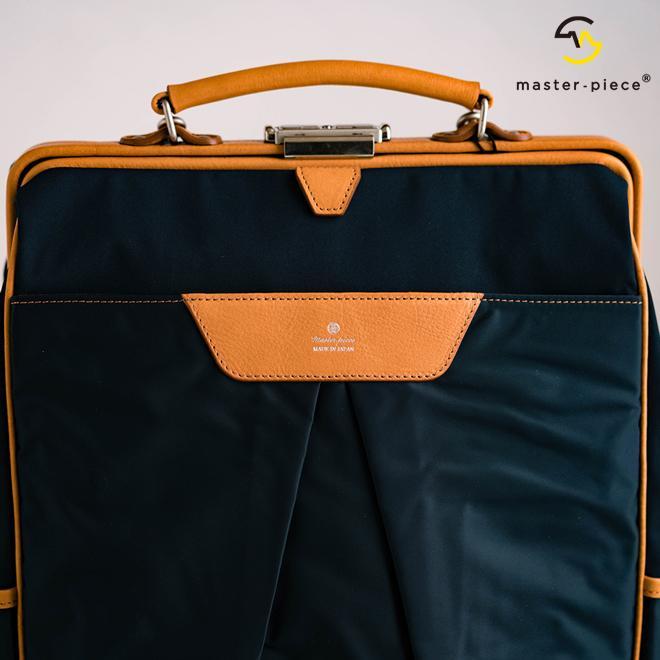 masterpiece マスターピース Tact Backpack バックパック ダレスバッグ 2WAY カバン 大容量 オシャレ メンズ レディース nakota 04