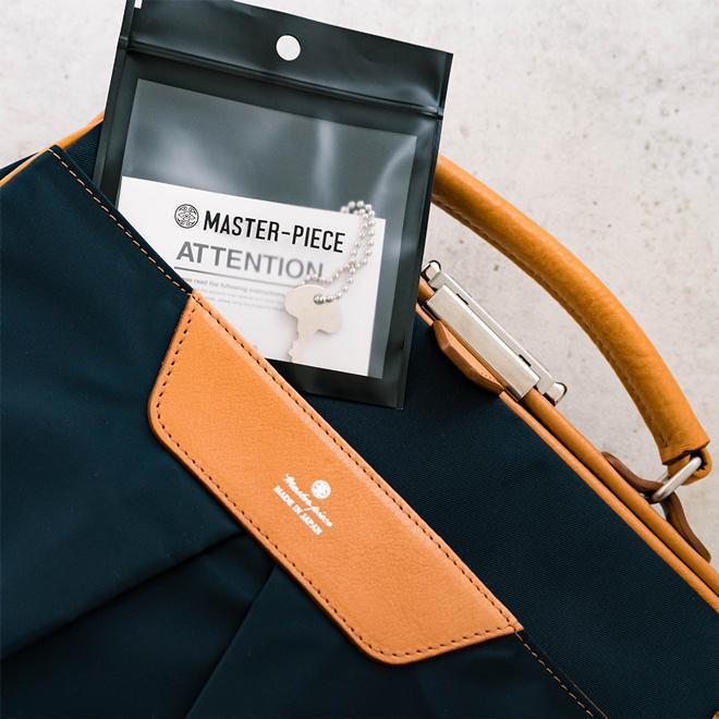 masterpiece マスターピース Tact Backpack バックパック ダレスバッグ 2WAY カバン 大容量 オシャレ メンズ レディース nakota 08