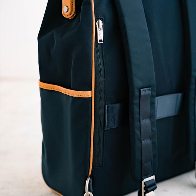 masterpiece マスターピース Tact Backpack バックパック ダレスバッグ 2WAY カバン 大容量 オシャレ メンズ レディース nakota 10