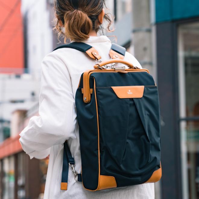 masterpiece マスターピース Tact Backpack Sサイズ バックパック ダレスバッグ 2WAY カバン 大容量 メンズ レディース nakota 02