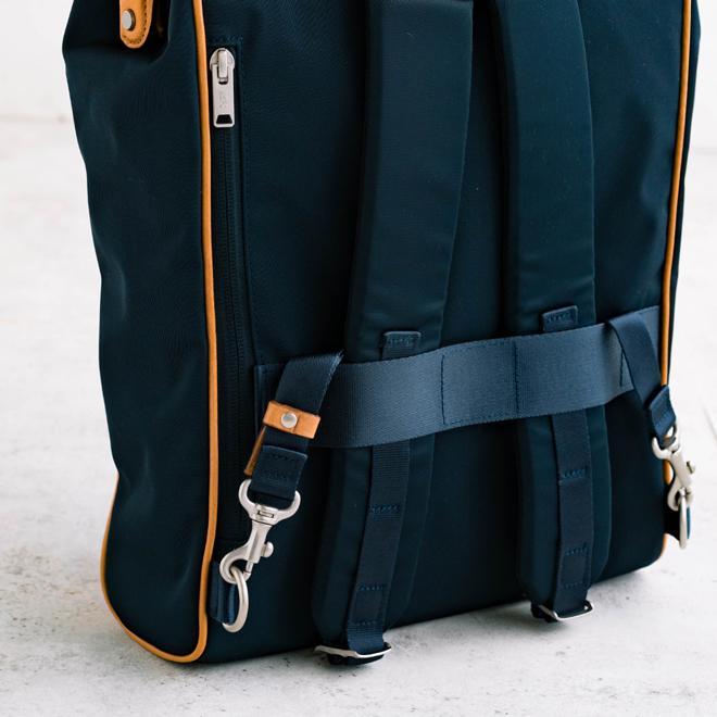masterpiece マスターピース Tact Backpack Sサイズ バックパック ダレスバッグ 2WAY カバン 大容量 メンズ レディース nakota 11