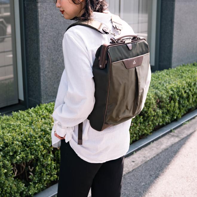 masterpiece マスターピース Tact Backpack Sサイズ バックパック ダレスバッグ 2WAY カバン 大容量 メンズ レディース nakota 16