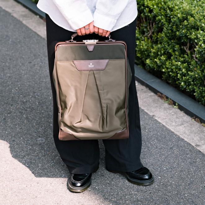 masterpiece マスターピース Tact Backpack Sサイズ バックパック ダレスバッグ 2WAY カバン 大容量 メンズ レディース nakota 17