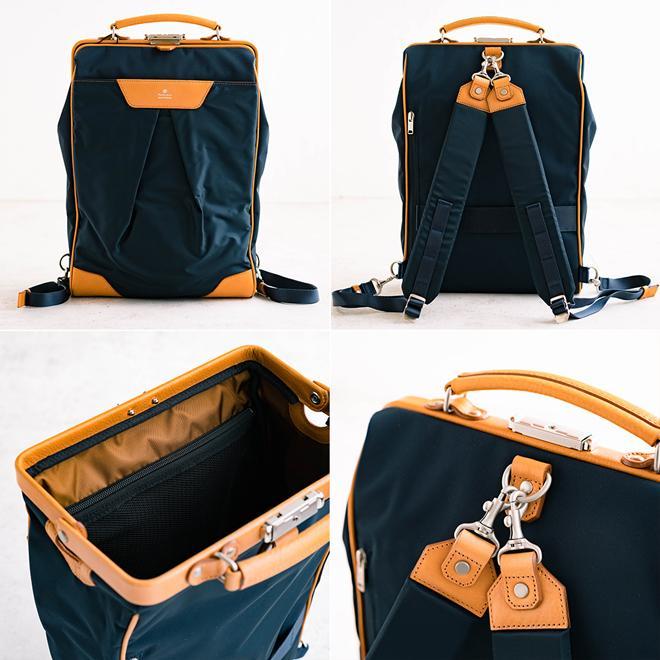 masterpiece マスターピース Tact Backpack Sサイズ バックパック ダレスバッグ 2WAY カバン 大容量 メンズ レディース nakota 19